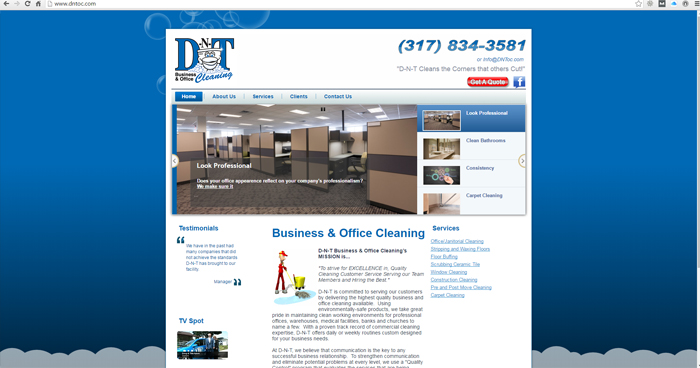 D-N-T Office Cleaning
